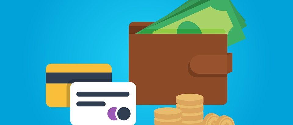 Money Card Cash Finance Wallet Credit Payment